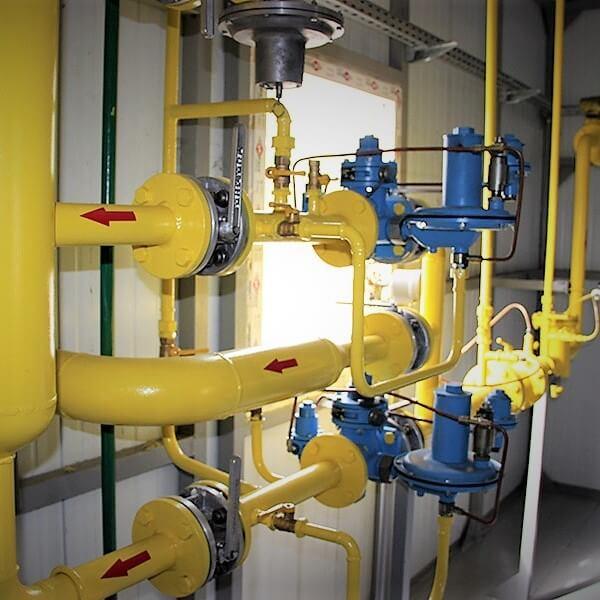 Газовая арматура и комплектующие