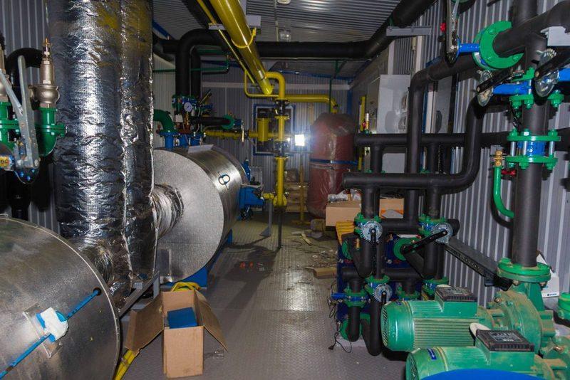 Фото выполненного проекта: БКУ-1,54 МВт, г.Йошкар-Ола - № 2