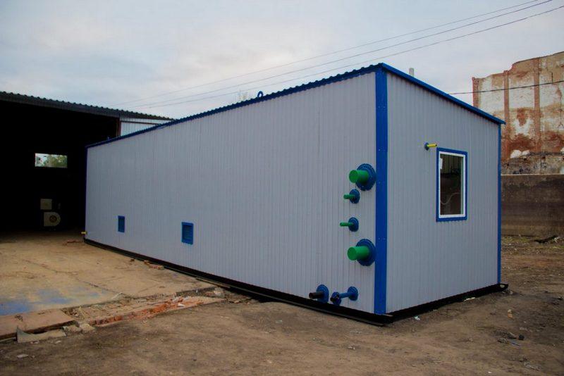Фото выполненного проекта: БКУ-1,54 МВт, г.Йошкар-Ола - № 8