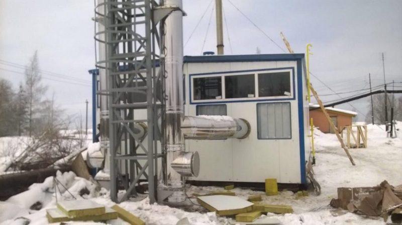Фото выполненного проекта: БМКУ 2,5 МВт, Московская область - № 10