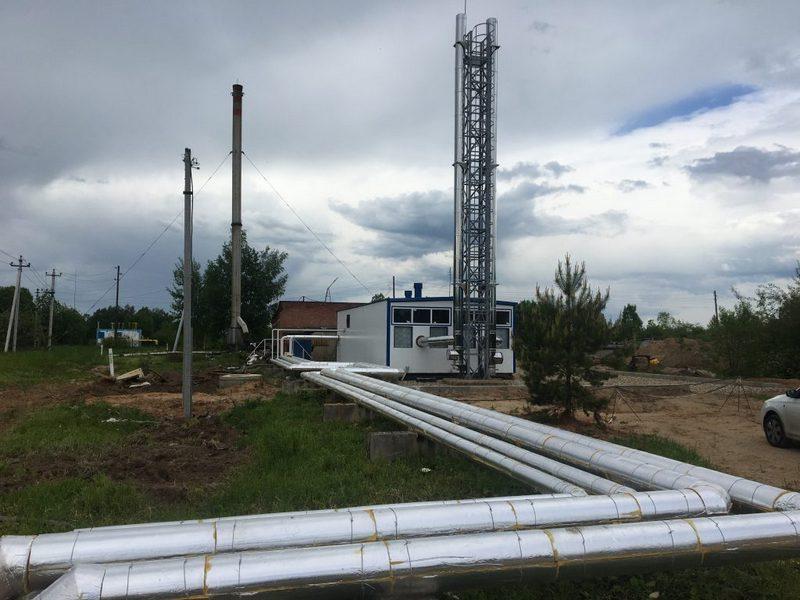 Фото выполненного проекта: БМКУ 2,5 МВт, Московская область - № 2