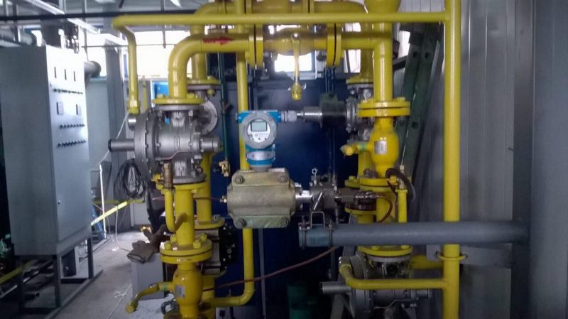 Фото выполненного проекта: БМКУ 2,5 МВт, Московская область - № 7