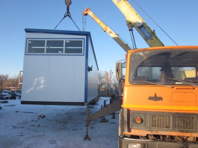 Фото выполненного проекта: БМКУ 2,5 МВт, Московская область - № 9
