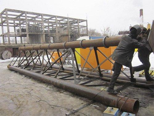 Фото выполненного проекта: ТКУ-300 для жилого массива по адресу Орловская область, г.Орел, ул.Мошкарина - № 3