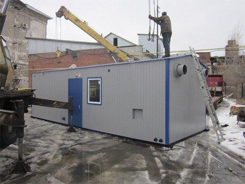 Фото выполненного проекта: ТКУ-300 для жилого массива по адресу Орловская область, г.Орел, ул.Мошкарина - № 5