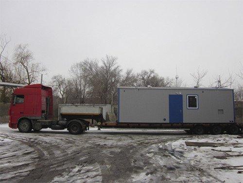 Фото выполненного проекта: ТКУ-300 для жилого массива по адресу Орловская область, г.Орел, ул.Мошкарина - № 6