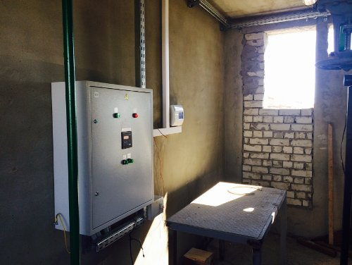 Фото выполненного проекта: Крышная котельная ТКУ-1,87 МВт. Жилой пяти подъездный дом г. Балашов, ул. Казачья, 1а - № 2