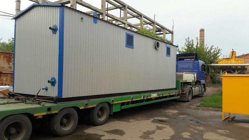 Фото выполненного проекта: БКУ-300 кВт для дома культуры - № 1