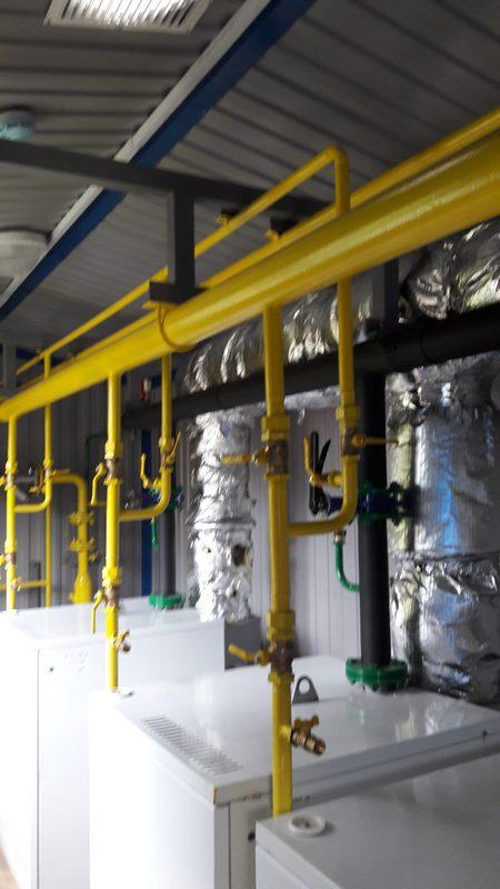 Фото выполненного проекта: БКУ-300 кВт для дома культуры - № 2
