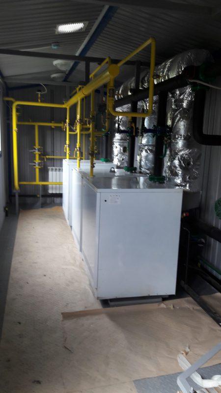 Фото выполненного проекта: БКУ-300 кВт для дома культуры - № 4
