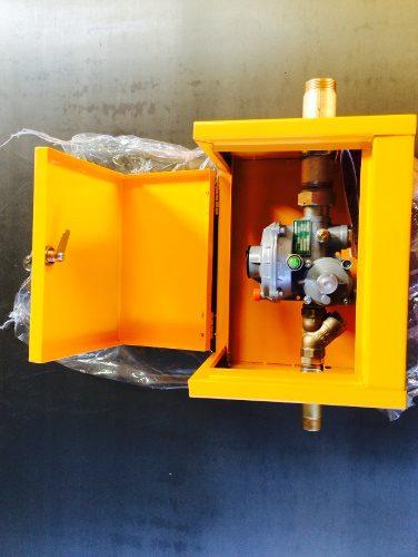 Фото выполненного проекта: Домовые шкафы на регуляторах РДГБ 6, FE 6, FE 10, FE 25, RF 25, RF 10 - № 1