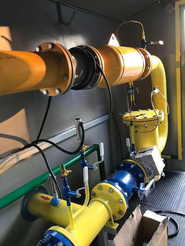 Фото выполненного проекта: ПГБ-100, Межпоселковый газопровод высокого давления - № 3