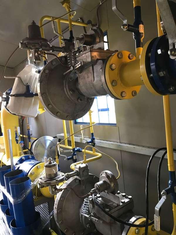 Фото выполненного проекта: ПГБ-100, Межпоселковый газопровод высокого давления - № 4