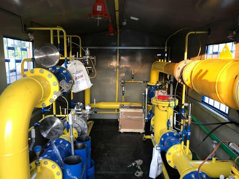Фото выполненного проекта: ПГБ-100, Межпоселковый газопровод высокого давления - № 6