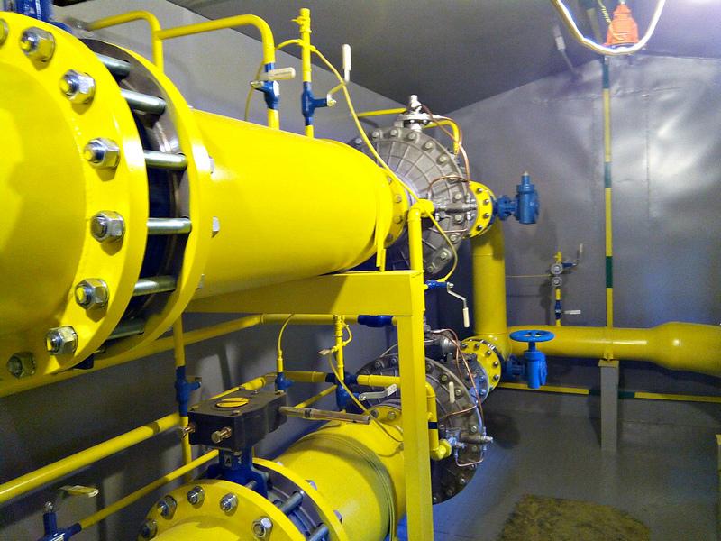Фото выполненного проекта: ПГБ-200В-2-ЭК для АО «Газпром газораспределения Пермь» - № 2