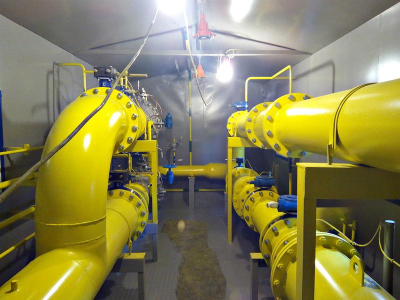 Фото выполненного проекта: ПГБ-200В-2-ЭК для АО «Газпром газораспределения Пермь» - № 3