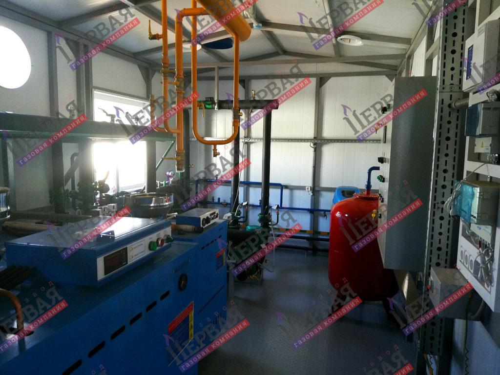Фото выполненного проекта: БКУ-600 кВт - № 3