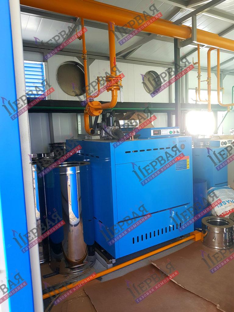 Фото выполненного проекта: БКУ-600 кВт - № 5