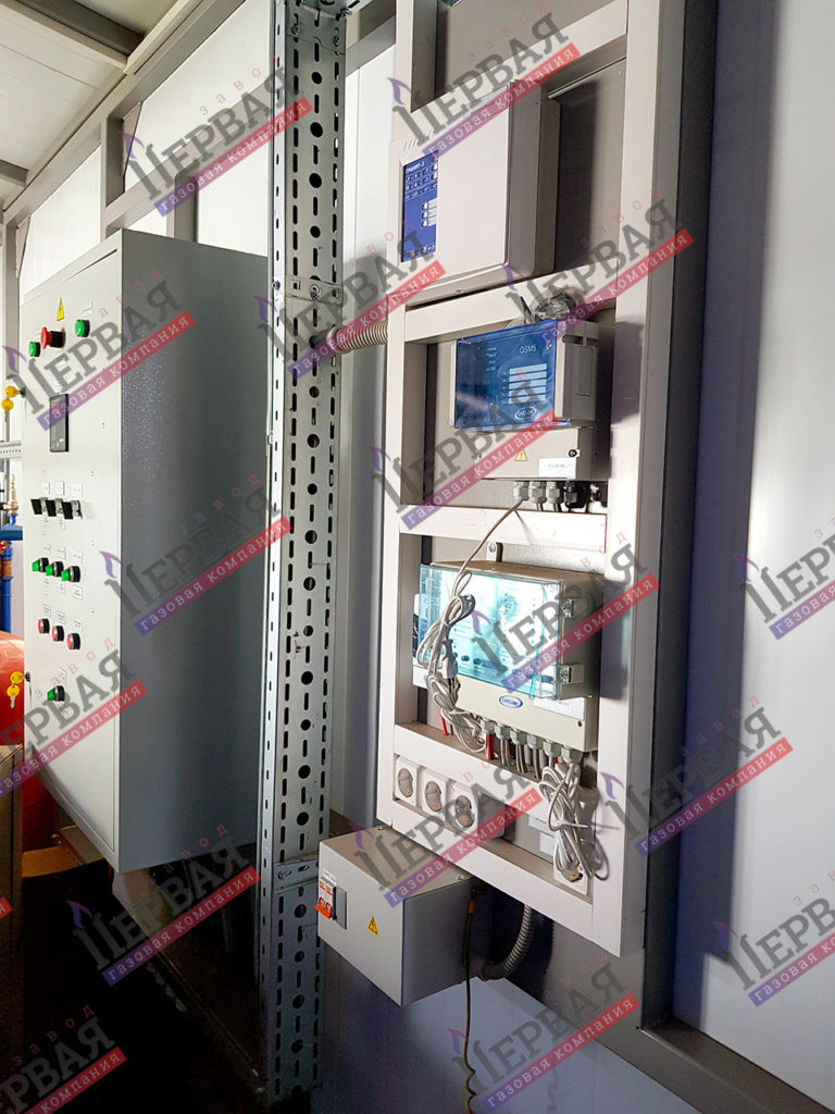 Фото выполненного проекта: БКУ-600 кВт - № 6