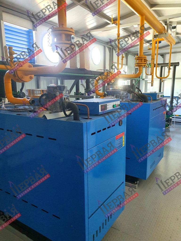 Фото выполненного проекта: БКУ-600 кВт - № 9