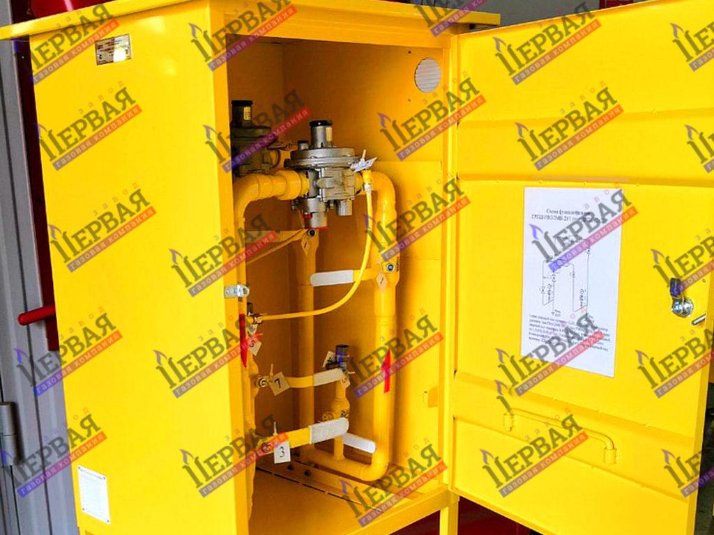 Фото выполненного проекта: Газорегуляторное оборудование, готовое к отгрузке - № 4