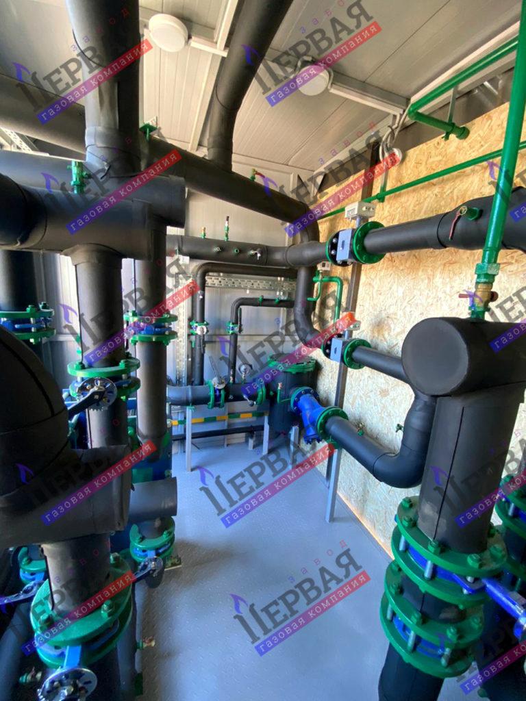Фото выполненного проекта: БКУ 1800 кВт - № 3