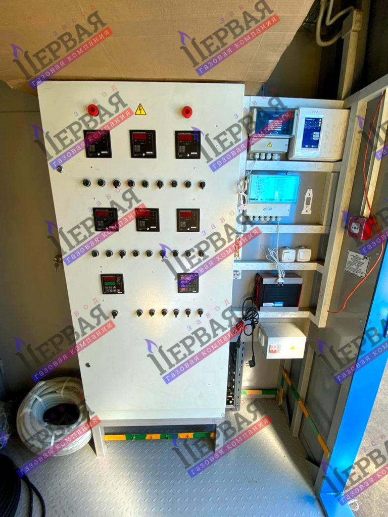 Фото выполненного проекта: БКУ 1800 кВт - № 12