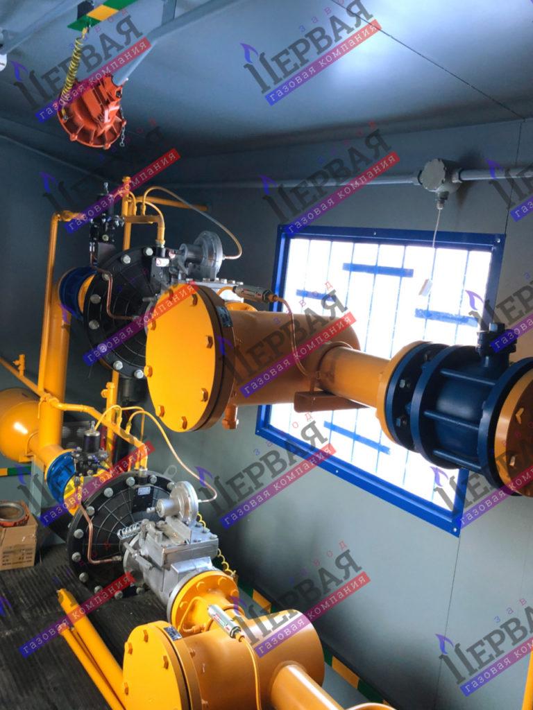Фото выполненного проекта: ПГК-ПГБ-100-2У1 - № 4